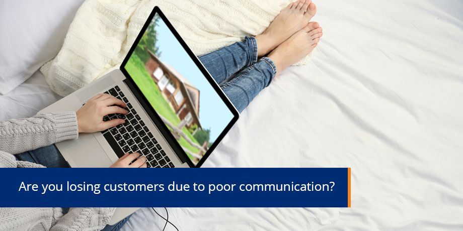 Increase customer satisfaction and retention with email communication